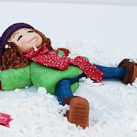 Snow Angel - Christmas in Frostington