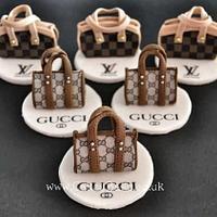 Designer Cupcakes - Handbags & Shoes