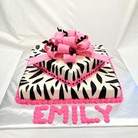 Zebra Gift