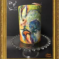 Dali in Sugar collab - Alice in Wonderland