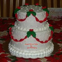 Christmas by Sugar Sweet Cakes