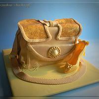 "Cake ""Bag"""