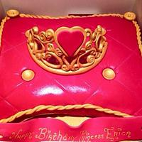 Cushion Cake fit for a Princess