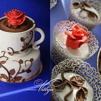 wedding cake Cofee