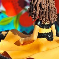 Chocolate Hair & Sugar Slippers by I Sugar Coat It!