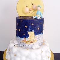 Children of the Stars cake
