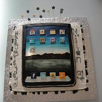 iPad Birthday