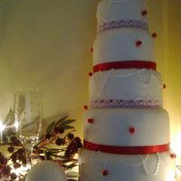 Winter Wedding by PetiteSweet-Cake Boutique