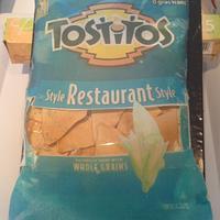 Bag of Tostitos