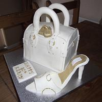 Chloe bag and shoe