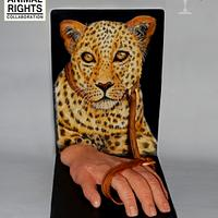 """Predominance"" Animal Rights Cake Collaboration"