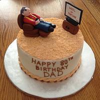 GRANDPA CAKE by Cakebuddies