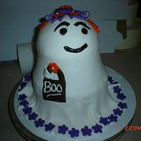 Ghost Diva cake