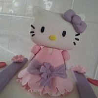hello kitty topper by Kimberly Fletcher