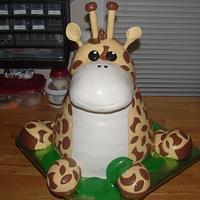 Skylar's Giraffe