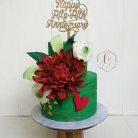 Emerald Anniversary