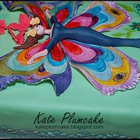 Lady Butterfly by Kate Plumcake