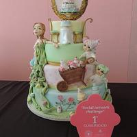 Cake for faires