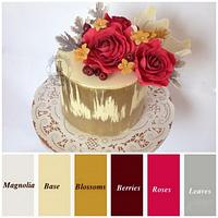 Cake by Colour