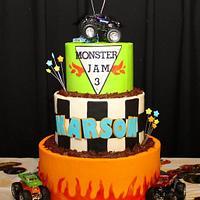 Karson's 3rd