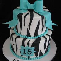 Bows and Zebra
