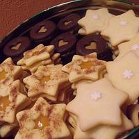 Christmas cookies by Petra