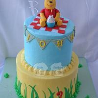 Pooh Bear's Birthday Picnic