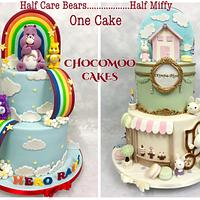 Double sided cake!