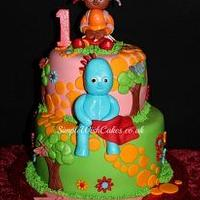 In the night garden cake by Stef and Carla (Simple Wish Cakes)