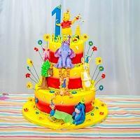 Georgy's cake
