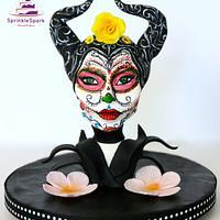 Maleficent Sugar Skull Bakers