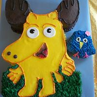 Moose A Moose