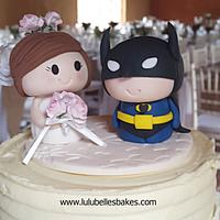 Batman gets married!