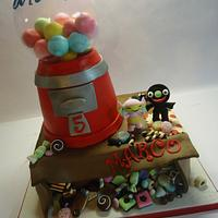 A lot of candies! by Diletta Contaldo