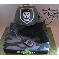 black ops cake