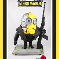 Terminionator strikes back! - Minion Mayhem Collaboration