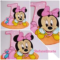 Minnie mouse 2d