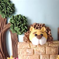 Little Zoo Cake