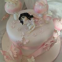 Butterflies, Toadstools and a Glittery Pink Fairy