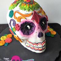 Sugar skull Momma