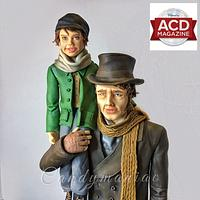 Bob Cratchit and son
