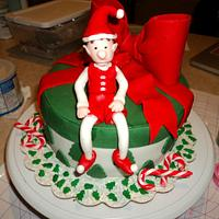 Elf  by Elisa's Sweet Cakes