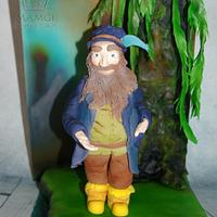 Tom Bombadil - Lord of the Rings Collaboration