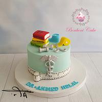 Cake for Physiotherapist