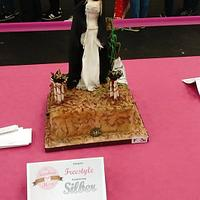 For the competion: Kuchenmesse in Wels