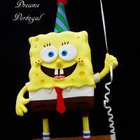 SPONGEBOB 3D CAKE