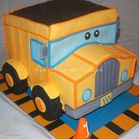 Construction Pals Dump Truck by Ann-Marie Youngblood