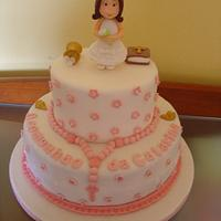 first communion by Sofia Costa (Cakes & Cookies by Sofia Costa)