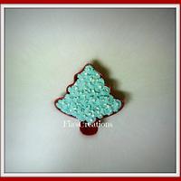 Christmas Tree Cake & Cupcakes