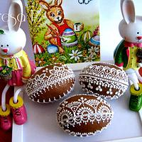 Jajeczka wielkanocne 3d